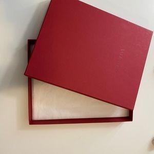 Valentino jewerly box